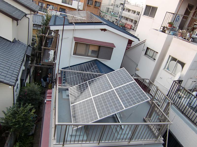 東京都八王子市 S様邸 3.56kw